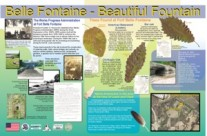 Sign Design for Fort Bellefontaine Park