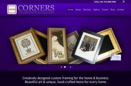 Corners Frameshop & Gallery
