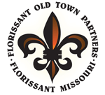 Florissant Old Town Partners Logo