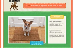 Mrs. Anderson's Pet Grooming & Doggie Daycare