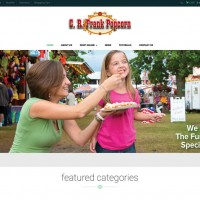 New Website for C.R. Frank Popcorn Now Online