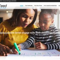 Blue's ArtHouse Completes New Website for BenefitFeed