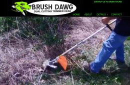 Brush Dawg Trimmer Head