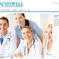 Howell Diagnostic Network Website Now Live