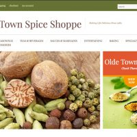 Welcome Aboard to Olde Town Spice Shop