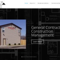 Redesign for C.J. Hoffmann General Contracting Now Live