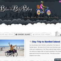 Blue's Bike Blog