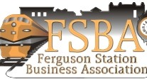 Ferguson Station Business Association Logo
