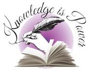 Knowledge is Power Logo