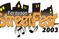 Ferguson StreetFest Logo