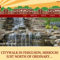 Redesign for Ferguson Citywalk Website Complete