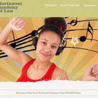 Northwest Academy of Law TRIUMPH Zone Website Now Live