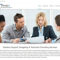 EHS3 – Enterprise HealthCare Solutions Website Now Online