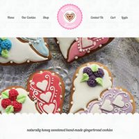 Blue's ArtHouse Completes New Website for Gingerbread Sweets