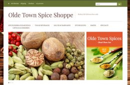 Olde Town Spice Shop