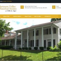 Florissant Valley Historical Society Website Now Live
