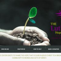 The Lutheran Hope Center Website Ready for Viewing!