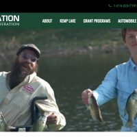 Kemp Foundation Website Project Finished