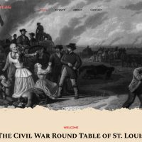 Redesign for Civil War Round Table of St. Louis Unveiled