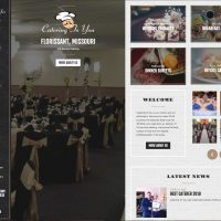 Catering To You Website Redesign Completed