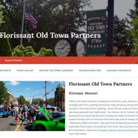Florissant Old Town Partners Redesign Completed
